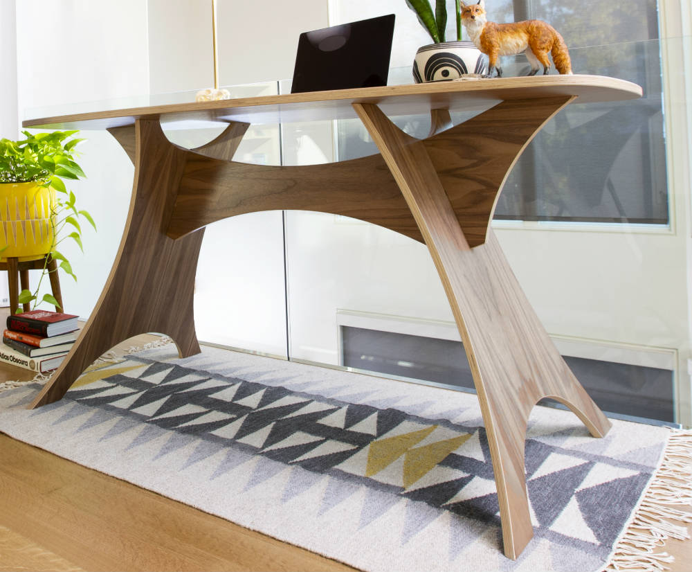 Simbly Dining Table - You Would Never Know It's Flat-Pack