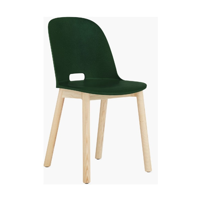 Eco-Friendly Alfi Chair by Emeco Recycled Plastic and Wodo