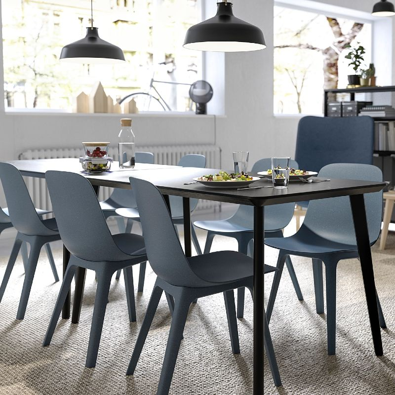 Odger Eco-Friendly Affordable Dining Chair Ikea