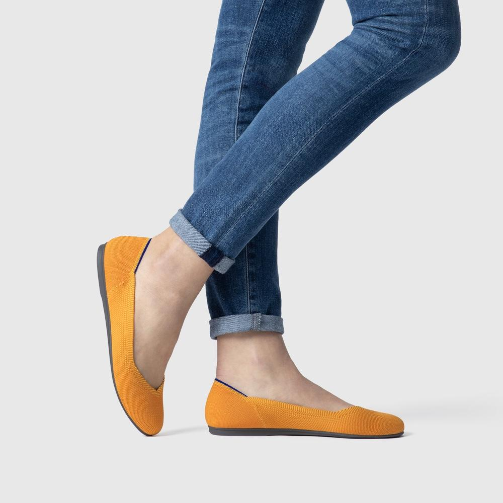 The Flat by Rothys - eco-friendly footwear