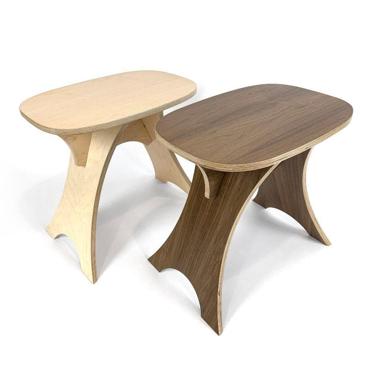 Simbly Stool / End Table