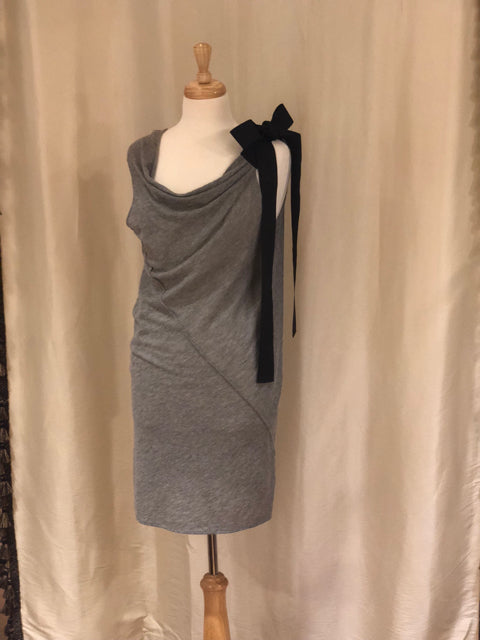 Dolce & Gabbana Dress Gray XS