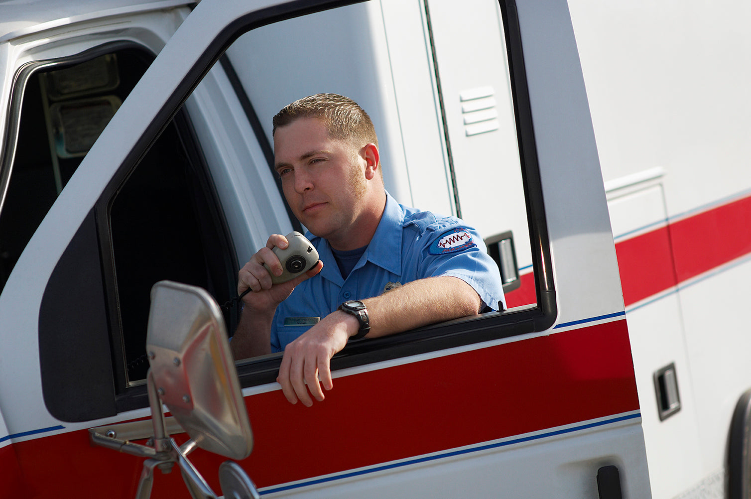 Using a CB Radio During an Emergency