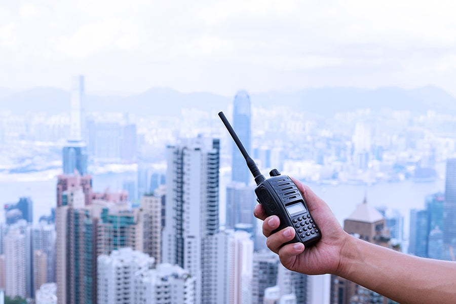 CB Radios Around the Globe