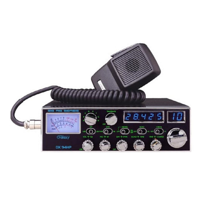 Galaxy 10 Meter Radio - Galaxy DX94HP 10-Meter Radio