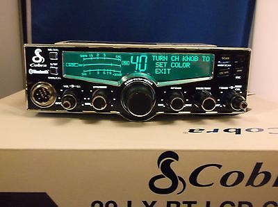 Cobra CB Radio - Cobra 29 LX BT Bluetooth CB Radio