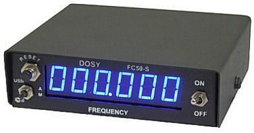 CB Radio Accessories - Dosy FC-50SP 6-digit Frequency Counter for Single Side Band Users