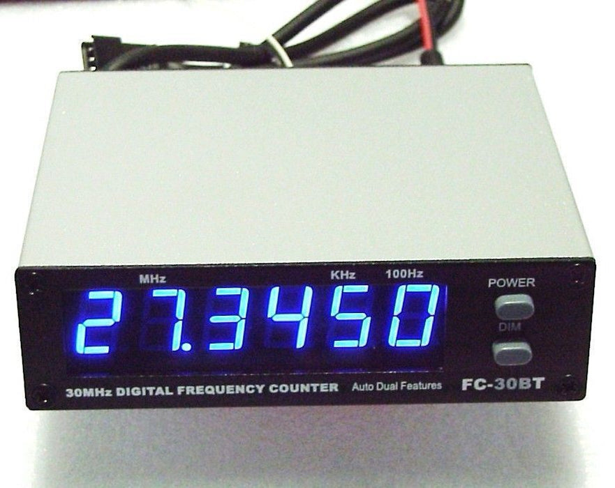 CB Radio Accessories - Frequency Counter