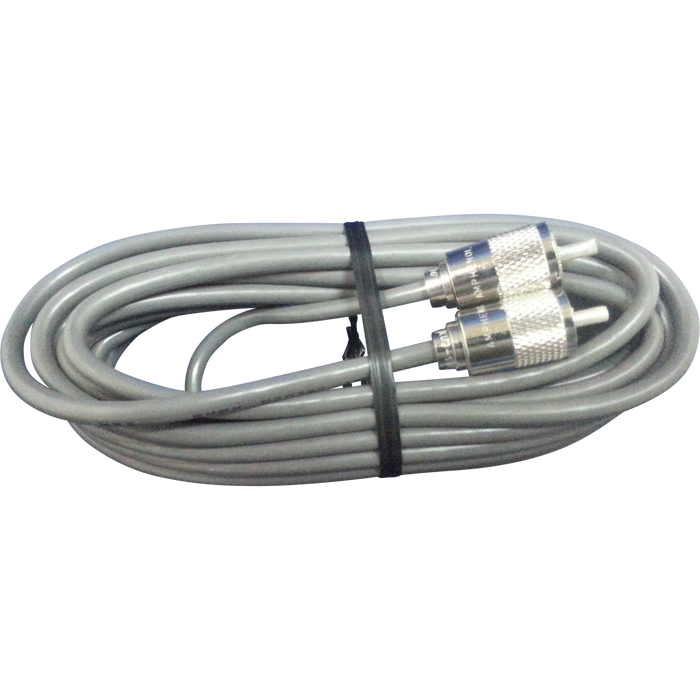 CB Radio Coax Cable - Belden RG 8X 18 Foot 95% Shielded