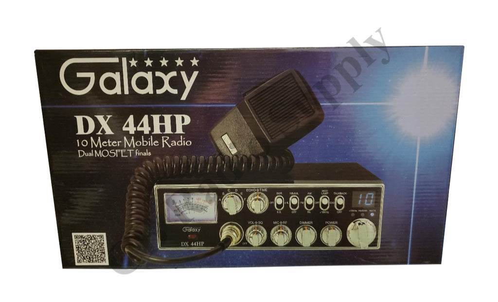 Galaxy 10 Meter Radio - Galaxy DX44HP