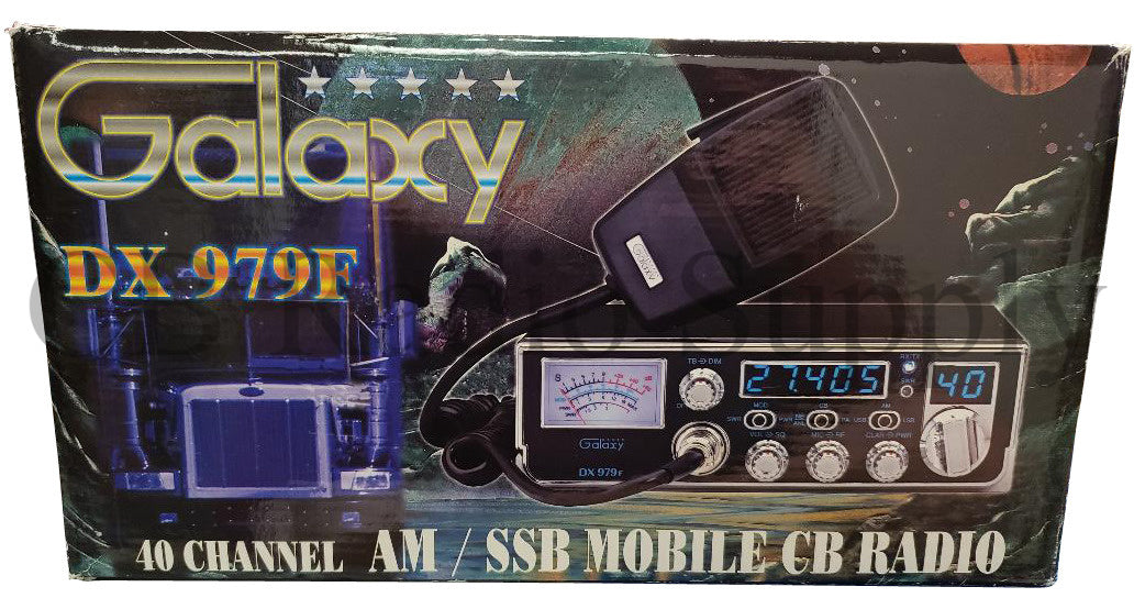 Galaxy CB Radio - Galaxy DX 979F CB Radio