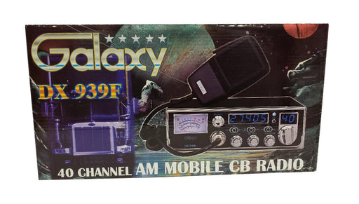 Galaxy CB Radio - Galaxy DX 939F CB Radio