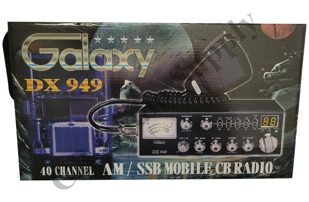 Galaxy CB Radio - Galaxy DX 949 CB Radio