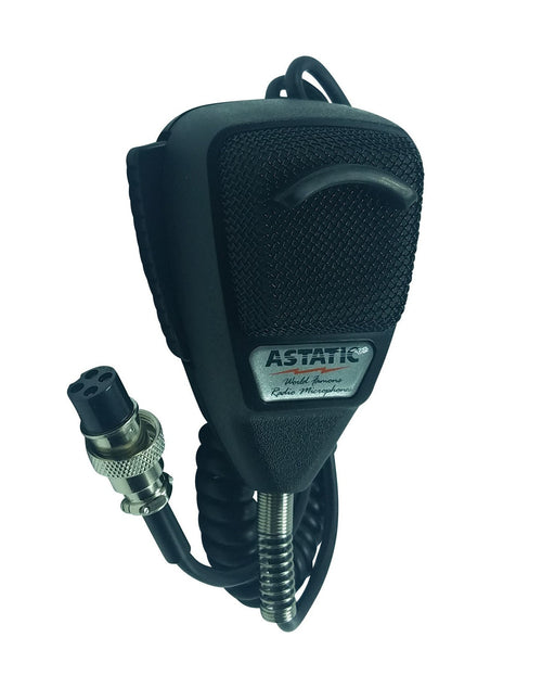 CB Radio Microphone - Astatic 636L Noise Canceling Microphone