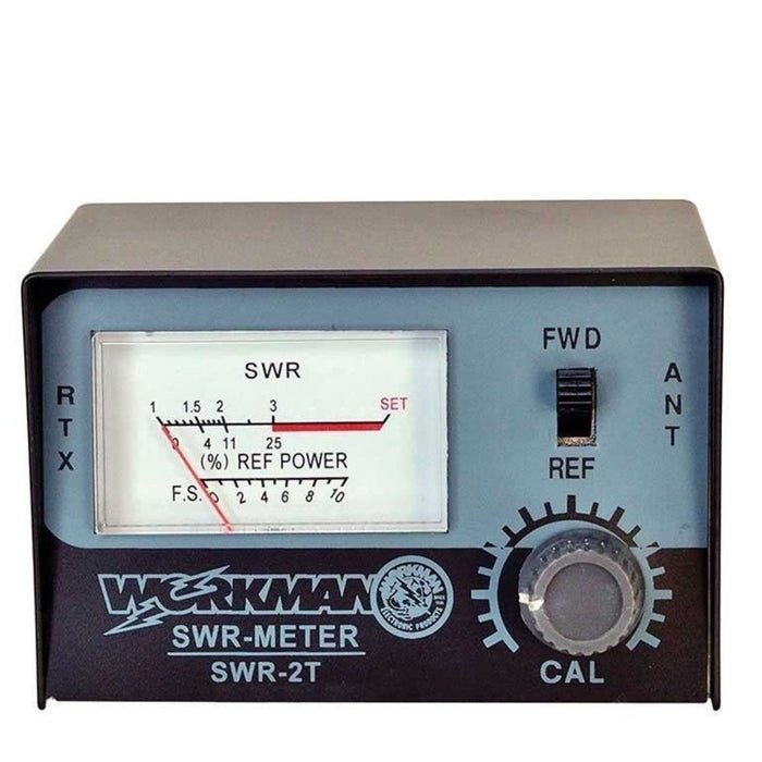 CB Radio Accessories - Workman SWR Test Meter 2T