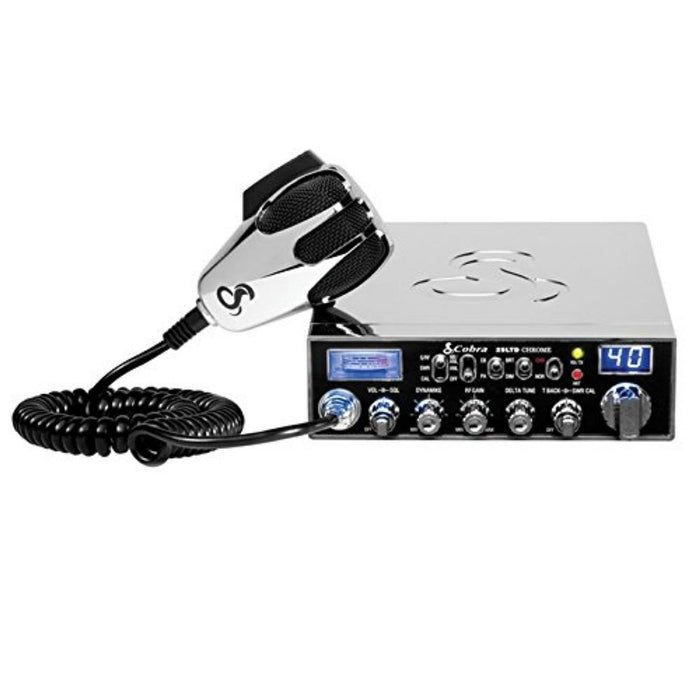 Cobra CB Radio - Cobra 29 LTD Chrome CB Radio