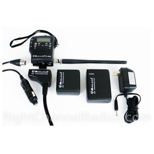 Mobile CB Radio - MIDLAND 75-822 Mobile CB