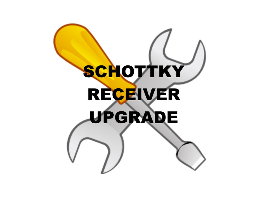 CB Radio Upgrade - Schottky Receiver