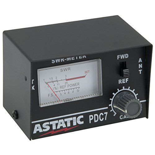 CB Radio Accessories - Astatic PDC7 CB Radio Test Meter