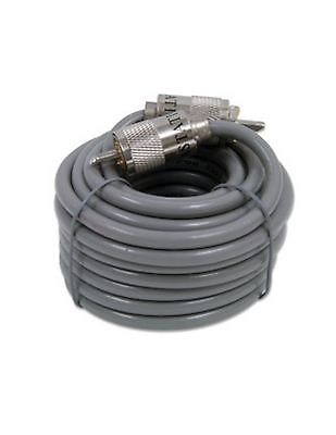 CB Radio Coax Cable - Astatic RG8X 18 Foot Coax Cable