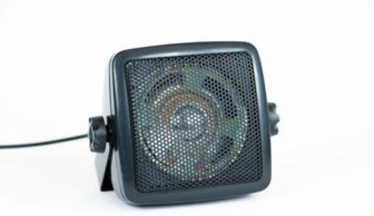 "CB Radio Accessories - Aries 3"" Wedge External CB Radio Speaker"