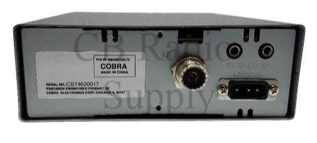Cobra CB Radio - Cobra 25 LTD Classic 40 Channel CB Radio