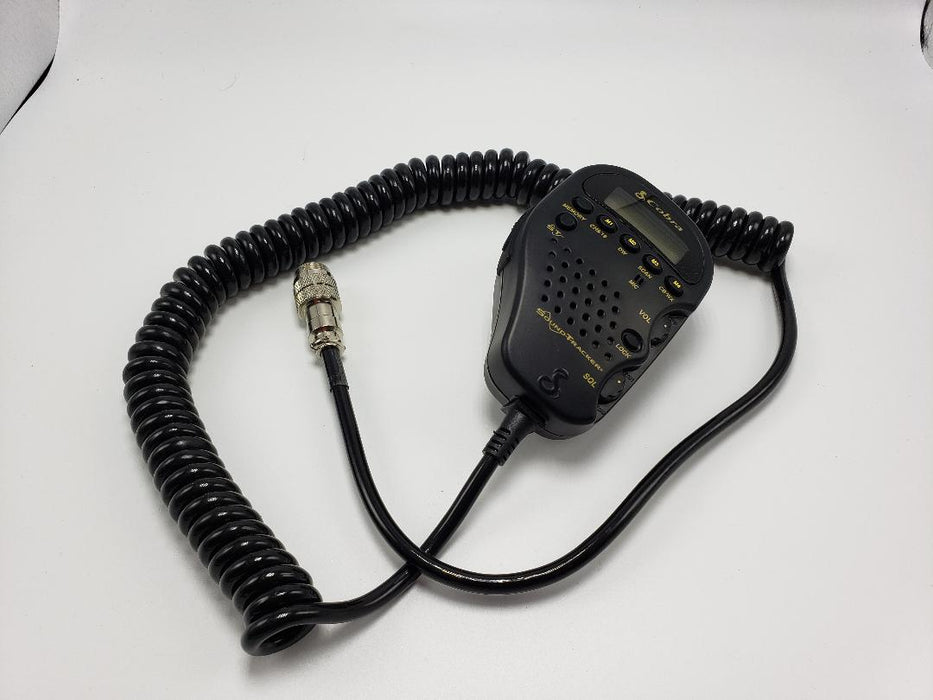 Cobra CB Radio - Cobra 75WXST Compact / Remote Mount