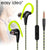 Sport Earphone Super Bass