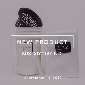 New Product - Alto Starter Kit