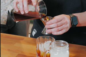 How to Cold Brew: Sour Monkey Mocktail