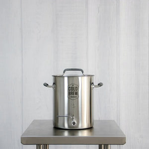 5 Gallon Stainless Steel Cold Brew Coffee System