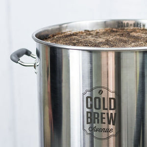 15 Gallon Stainless Steel Cold Brew Coffee System