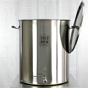 50 Gallon Stainless Steel Cold Brew Coffee System