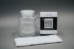 Alto Home Kit w/ Medium Alto Home Filters