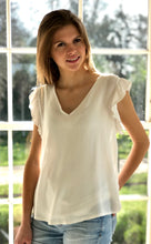 Sylvie Short Sleeved Top