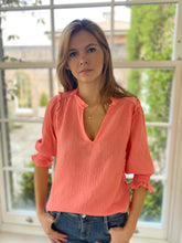 NEW IN! Manon Top Soft Coral