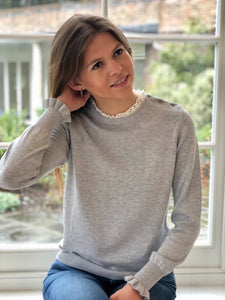 Tabitha Jumper Grey