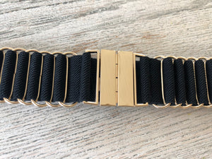 Militaire Belt Black