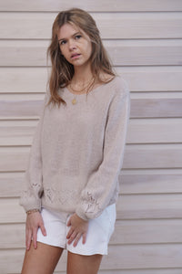 Margot Jumper Oatmeal