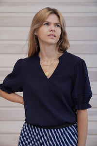 Elodie Top Navy