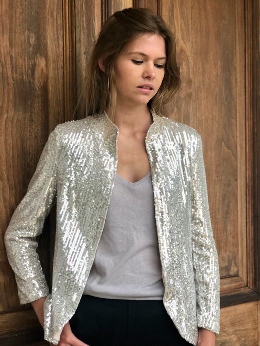 Candice Sequin Jacket Limited Edition