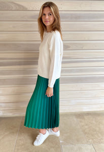 Ottilie Skirt Green