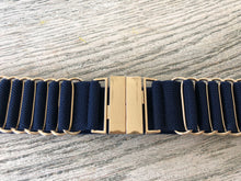 Militaire Belt Navy - Limited Edition