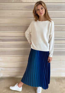Ottilie Skirt Blue