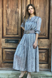 Sophia Braid Dress - Limited Edition