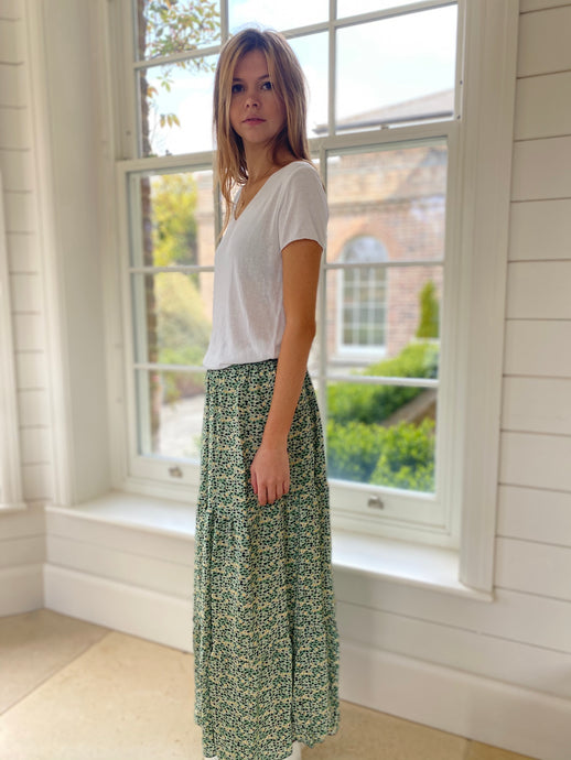 NEW IN! Camille Skirt Green