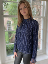 Estelle Sequinned Top