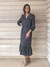 Laura Dress Marine