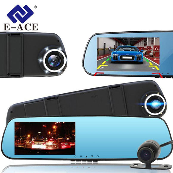 TripCam PRO – Car 1080P Dual Lens Dash Camera