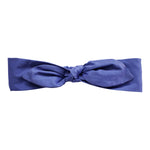 Tied Headwrap - Blue Ridge